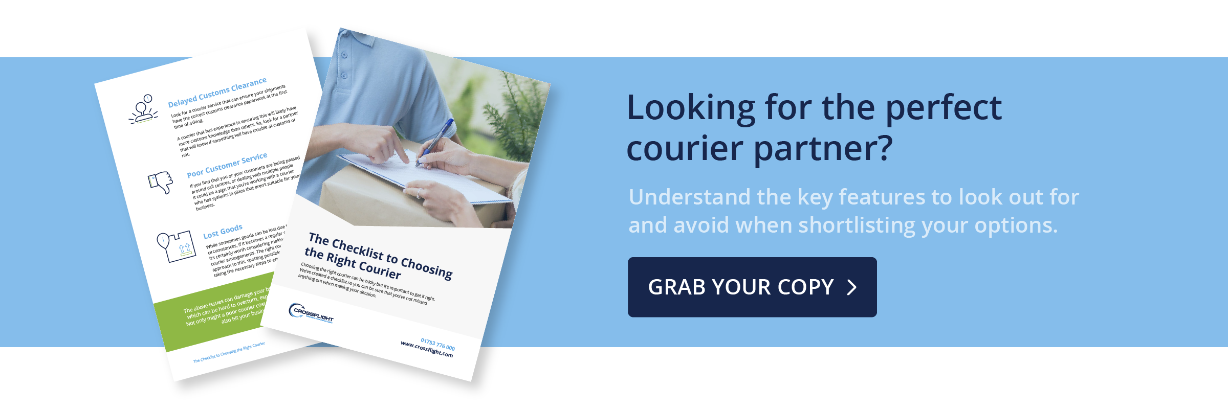 What Makes a Bad Courier Service?