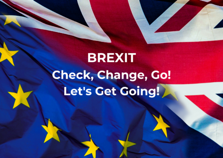 Brexit Check Change Go