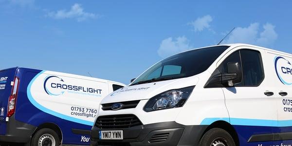 crossflight vans