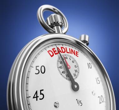 Deadline Stopwatch